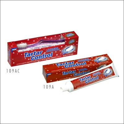 Private Label Tartar Control Toothpaste