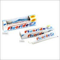 Private Label Fluoride Freshmint Toothpaste