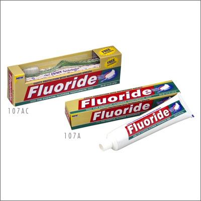 Private Label Fluoride Regular Toothpaste