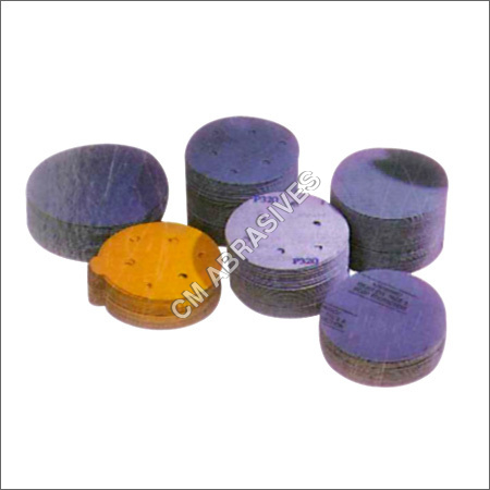 PSA Abrasive Discs