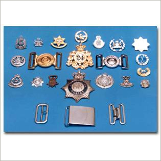 Army Badges Buckle