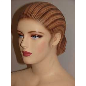 Female Mannequins Head