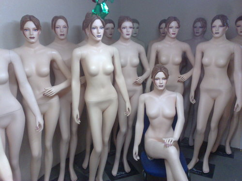 Display Mannequins