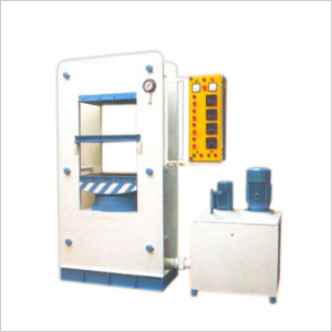 Double Station EVA Forming Machine
