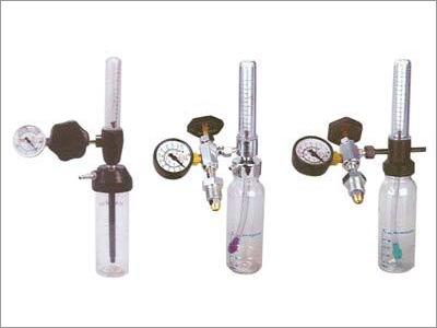 Oxygen Adjustment Valve With Rotametre