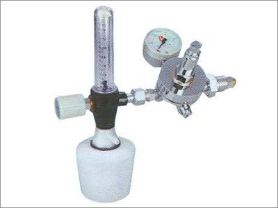 Back Pressure Compensated Oxygen Flow Meter