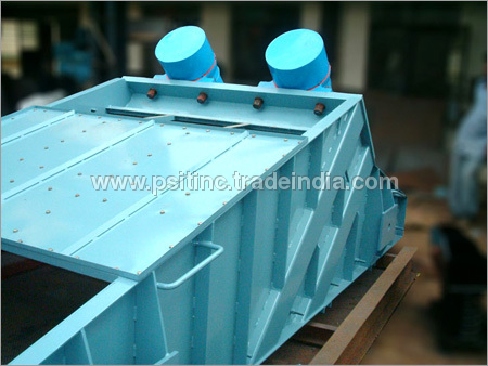 Vibrating Screens for Cement Plant