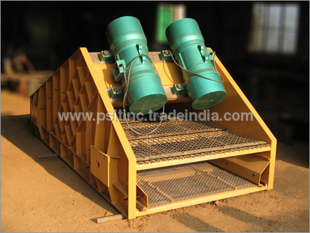 Heavy Duty Vibrating Screen-Stone Crusher