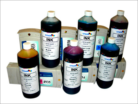 Dye Water Based Ink