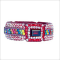 Beaded Lac Bangles