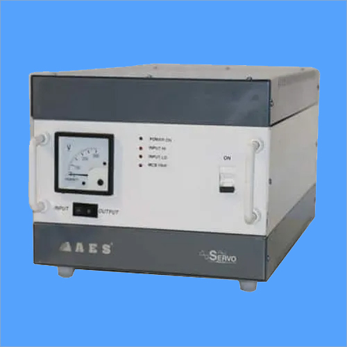 Servo Stablizer Single Phase