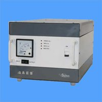 Single Phase Servo Voltage Stabilizer