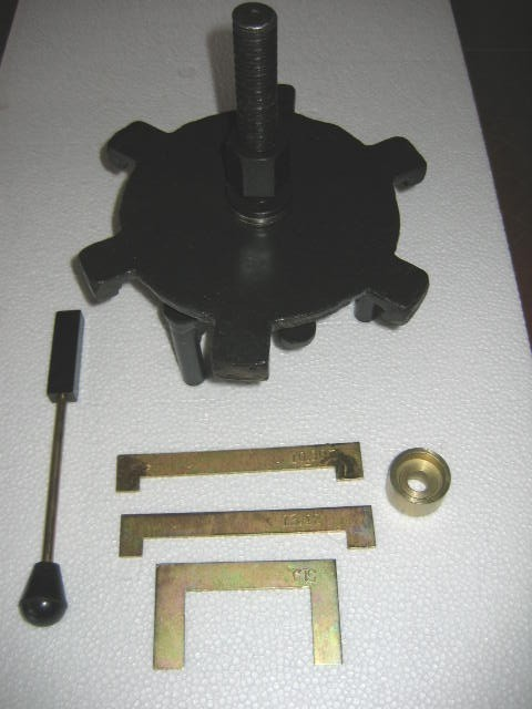 Tractor Service Components