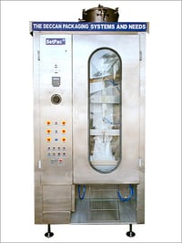 Pouch Filling Mechanical Machine