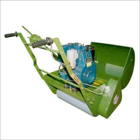 Diesel Operated lawn mower