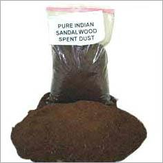 Sandal Wood Spent Dust