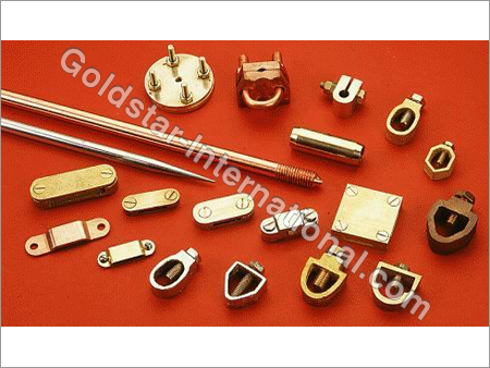 Brass Test Bond, DC Clip, Clamp, Coupler