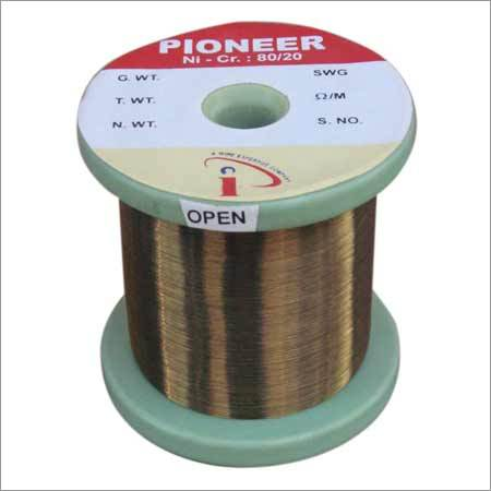 Oxidised Resistor Wire