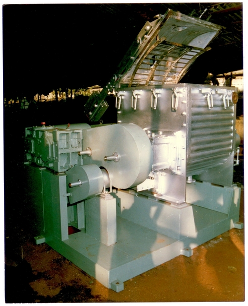 Industrial Mixtruder