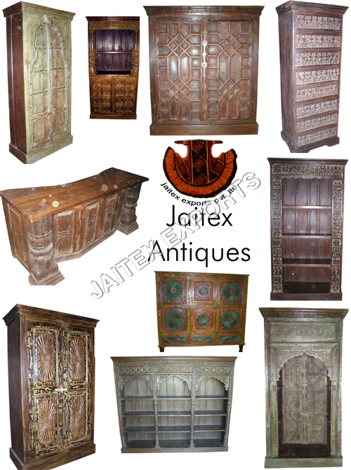 Fine Antique Reion Furniture