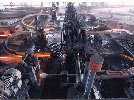 Steel Rolling Mill Plants