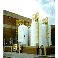 FRP Industrial Chemical Tanks