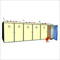 Poultry Incubator (Hatcher)