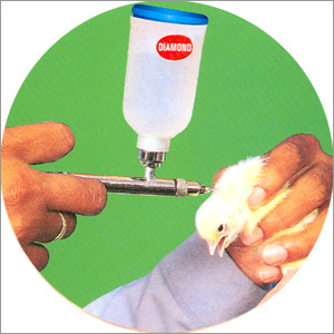 Poultry Diamond Vaccinator