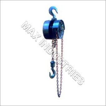 1 Ton Chain Pulley Block
