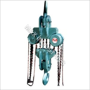 7.5 Ton Chain Pulley Block