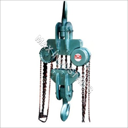 7 5 Ton Chain Pulley Block - Manufacturer,Supplier,Exporter