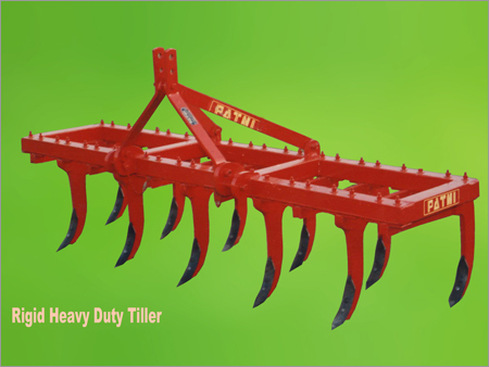 Rigid Heavy Duty Tiller