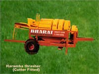 Cutter Fitted Thresher