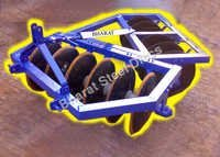 Mounted Discs Harrow