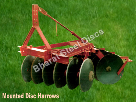 Agricultural Disc Harrows