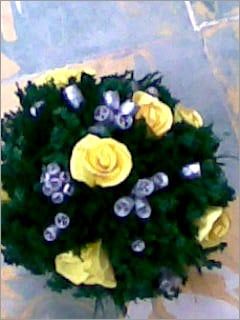 Natural Dry Flower