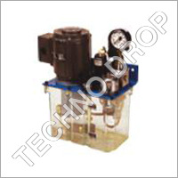 Automatic Lubrication Transparent Unit