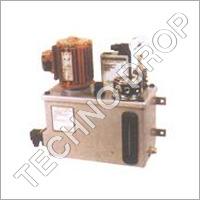 Motorized Lubrication Unit