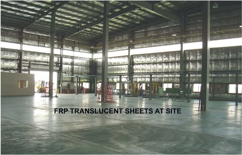 FRP Translucent Sheets