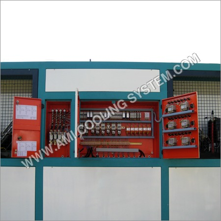 Air Chiller Electrical Panels