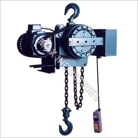3 Ton Chain Pulley Block