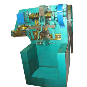 Fan Hook Making Machine