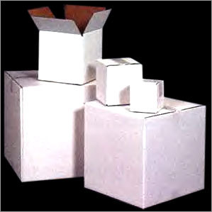 Thermocol White Boxes