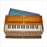Harmonium 9 Stop Opened in Teak