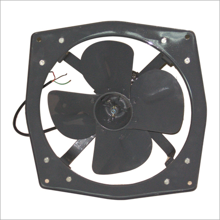 Exhaust Black  Fan