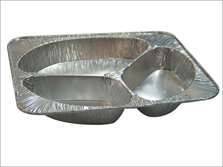 Disposable Aluminium Plates