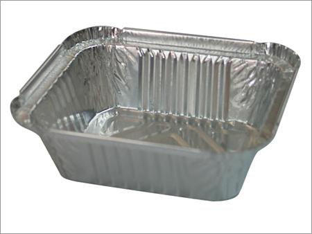 Aluminium Foil Bowl