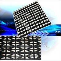 Square Ceramic Tile Pulley Lagging