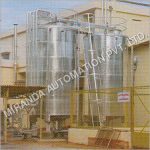 Palm Oil Handling System