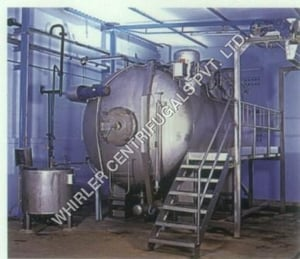 HTHP Soft Flow / Over Flow Fabric Dyeing Machine